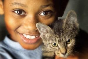 enfant-chat